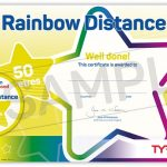 Rainbow-Distance-Award-50m-WS